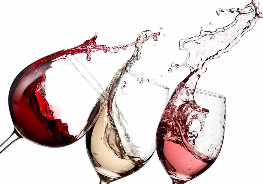 il giusto bicchiere per il vino