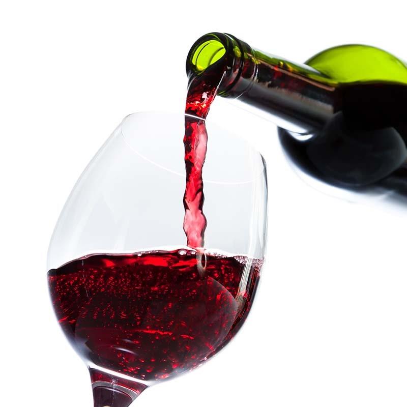 servire il vino