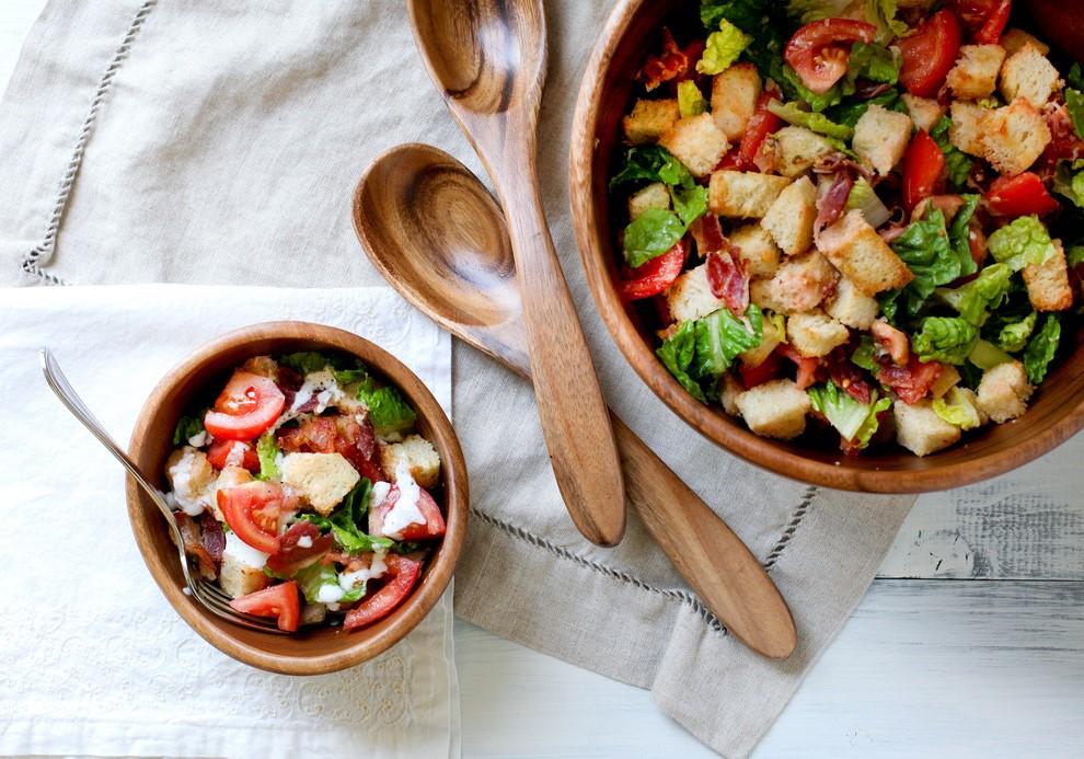 pane e verdure