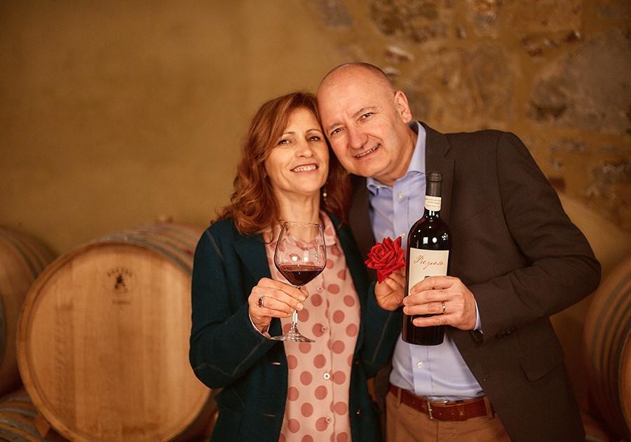 Alberto e Roberta Ravazzi