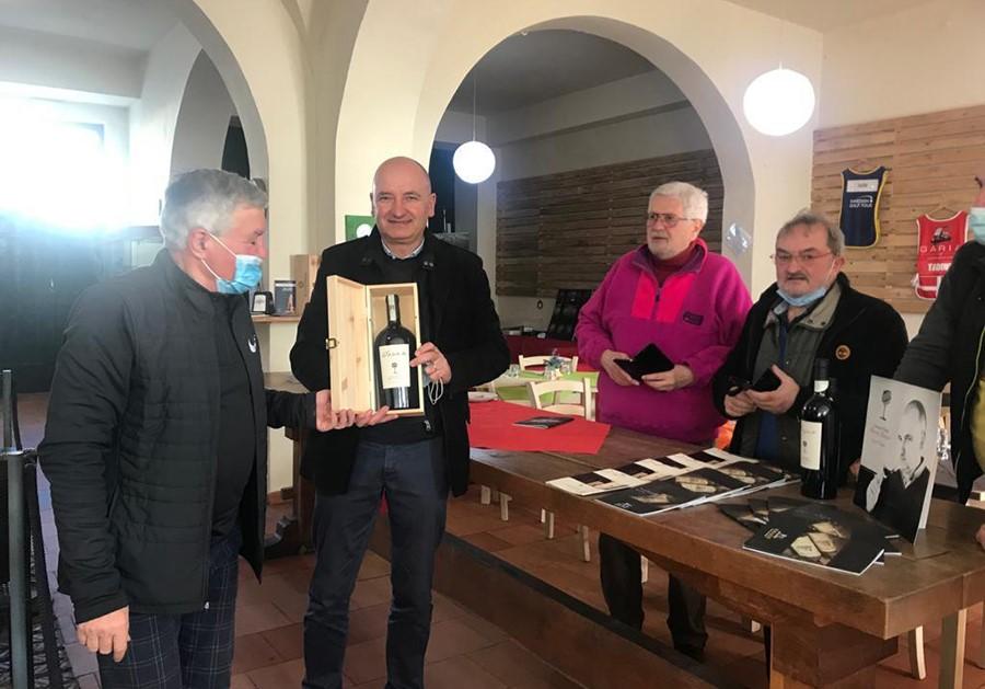 Ravazzi premia Benicchi al Race to Ravazzi